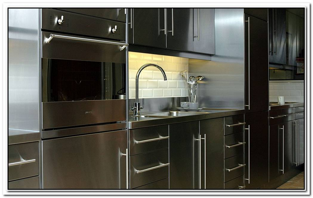 Stainless Steel Furniture And Accessories For The Kitchen