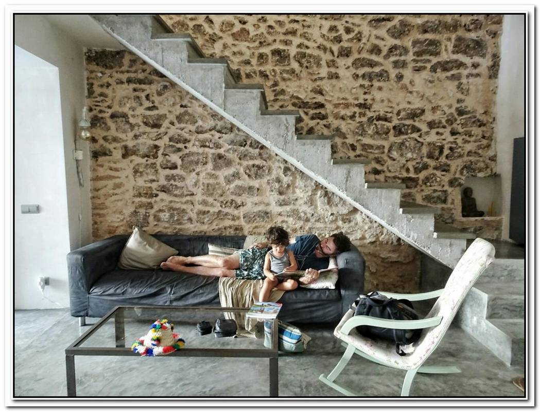Stone House In Mallorca