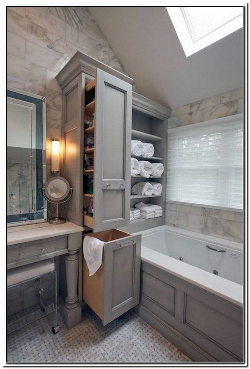 Storage Bathroom Secret