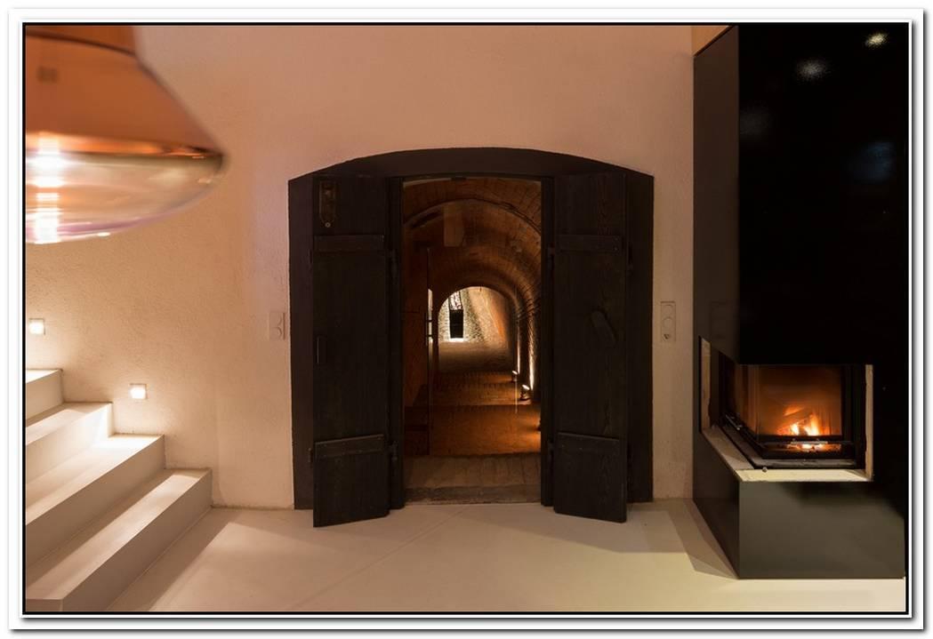 Strobl Winery A Converted Austrian Wine Cellar