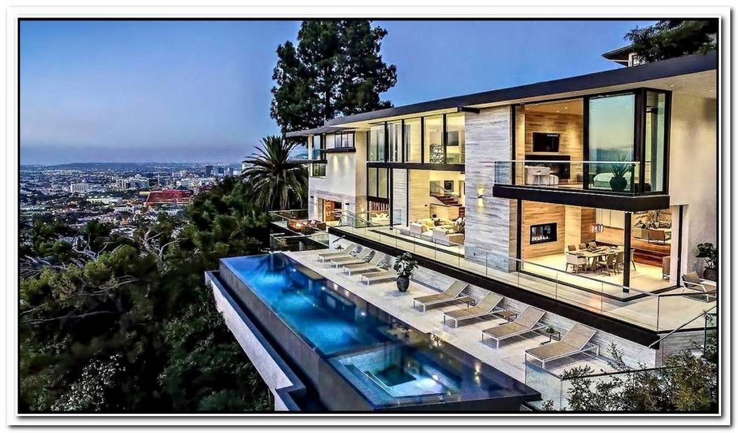 Stunning Home In Hollywood Hills