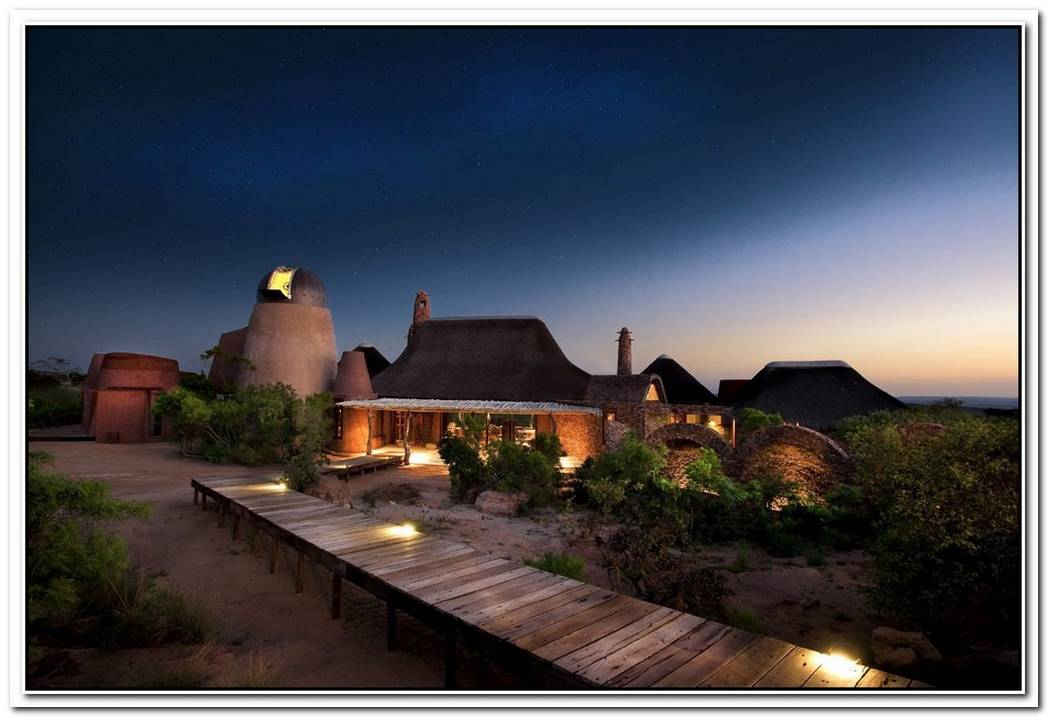 Stunning Luxury Villa In The African Wilderness