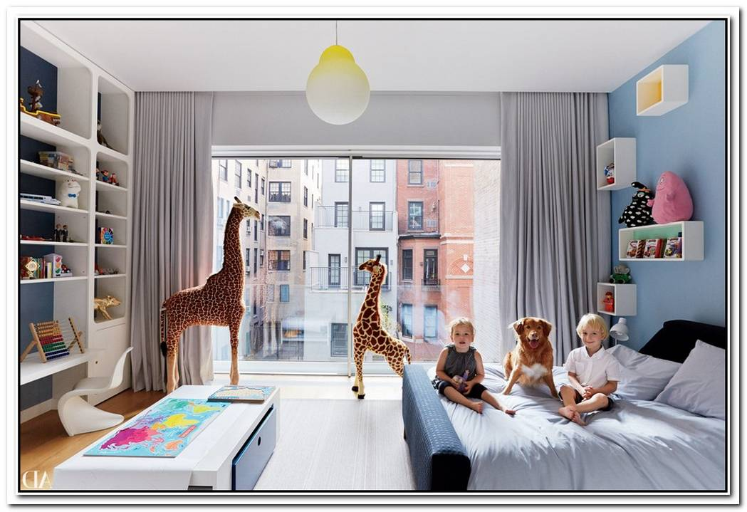 Stylish Design Ideas For Modern Kids
