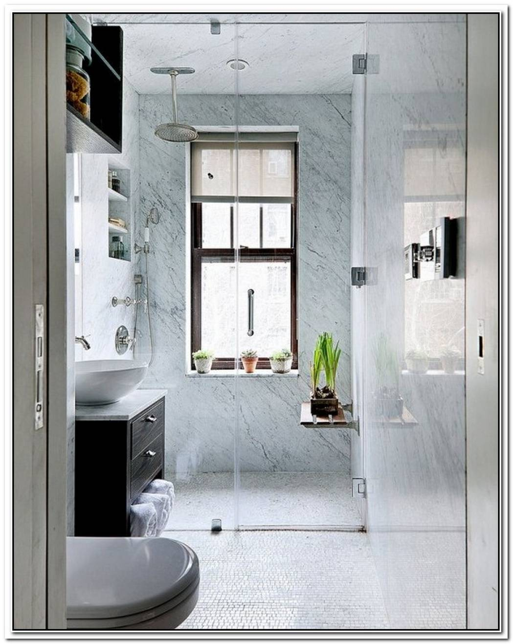 Stylish Unique Bathroom Small