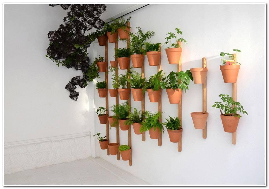 Support Mural Pour Plantes Dintrieur