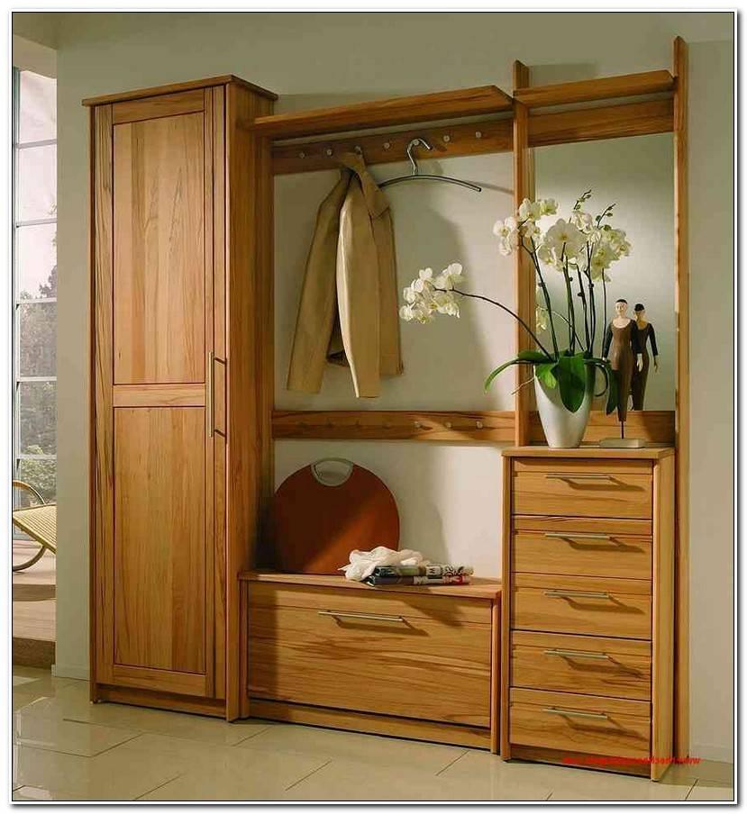 Sure Garderobe Holz