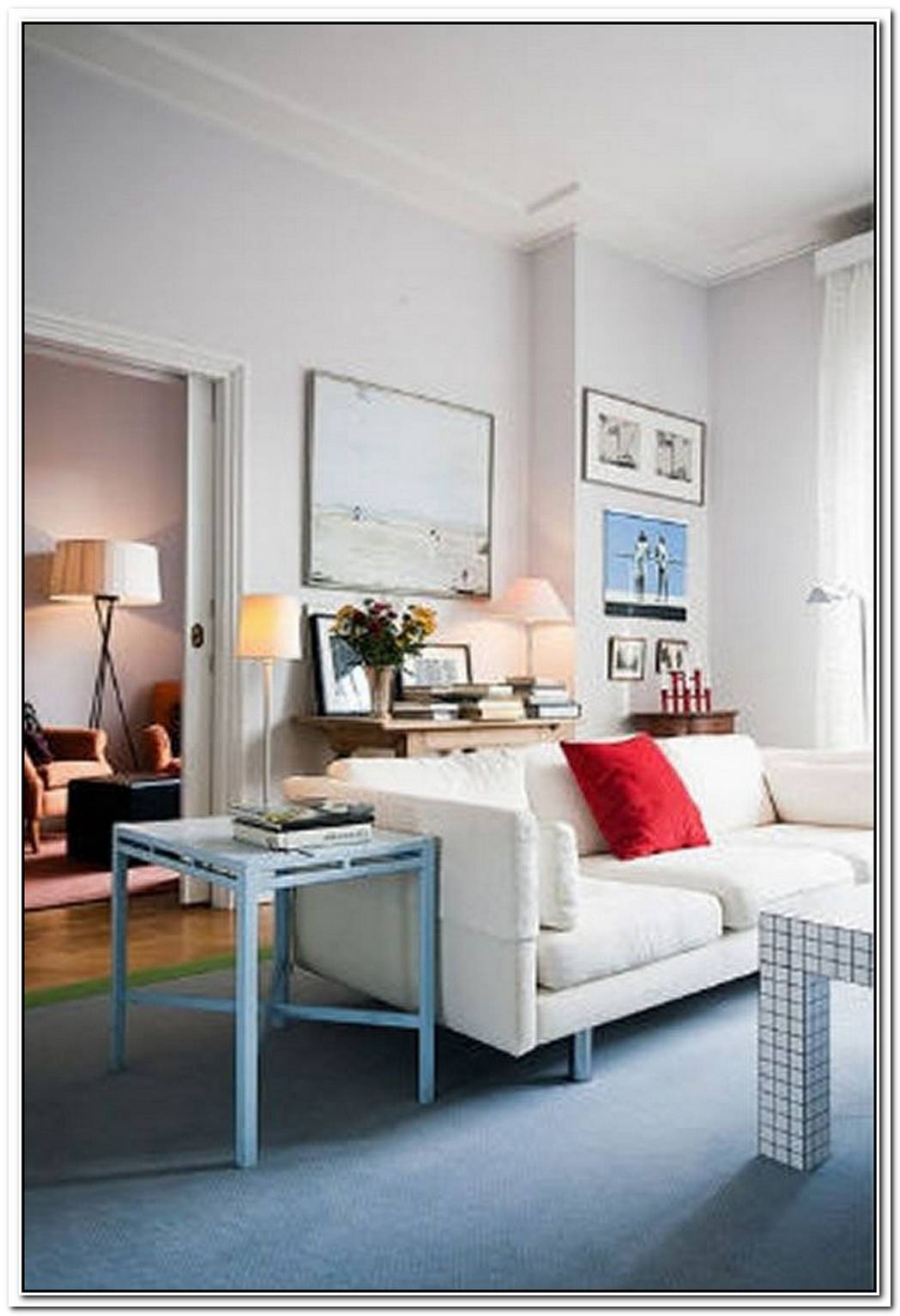 Swedish Penthouse Apartment With Modern Interiors