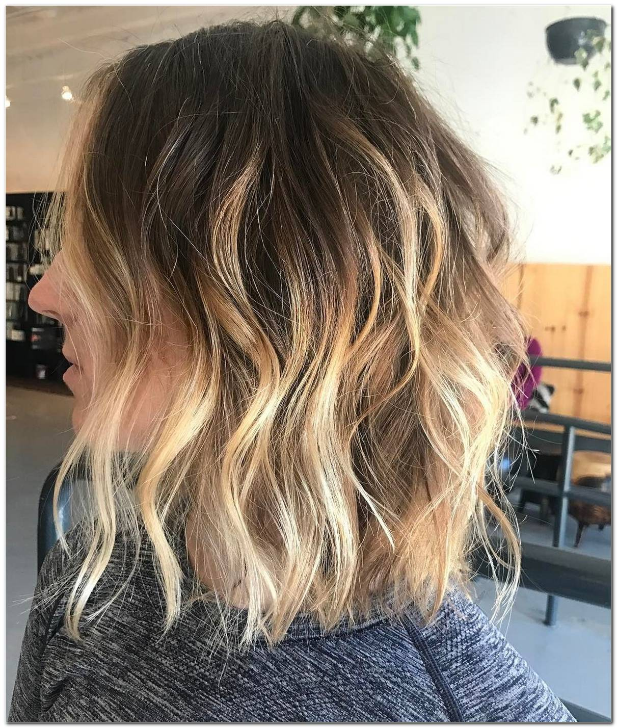 TäGliche Frisuren FüR Mittellanges Haar