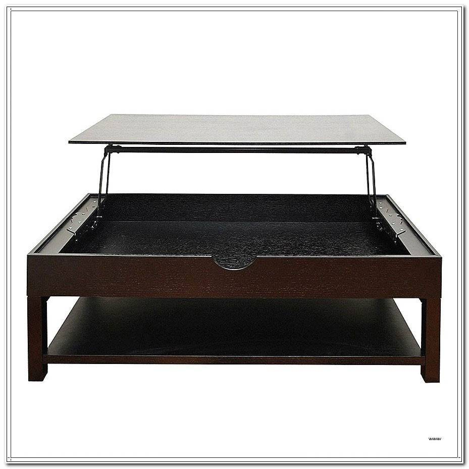 Table Basse Plateau Relevable Fly