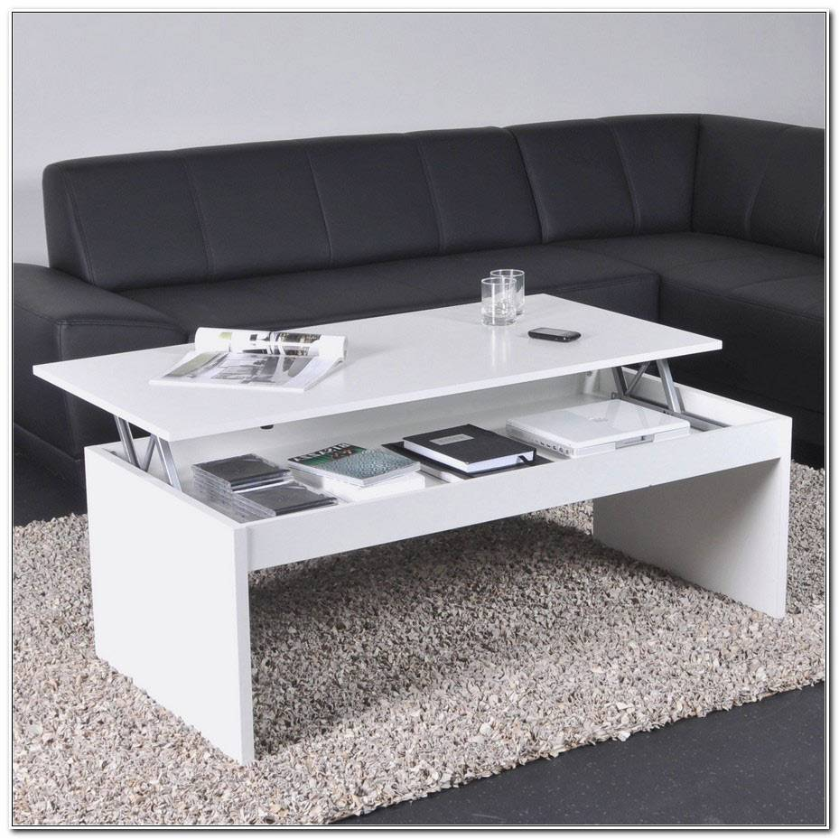 Table Basse Qui Se Monte