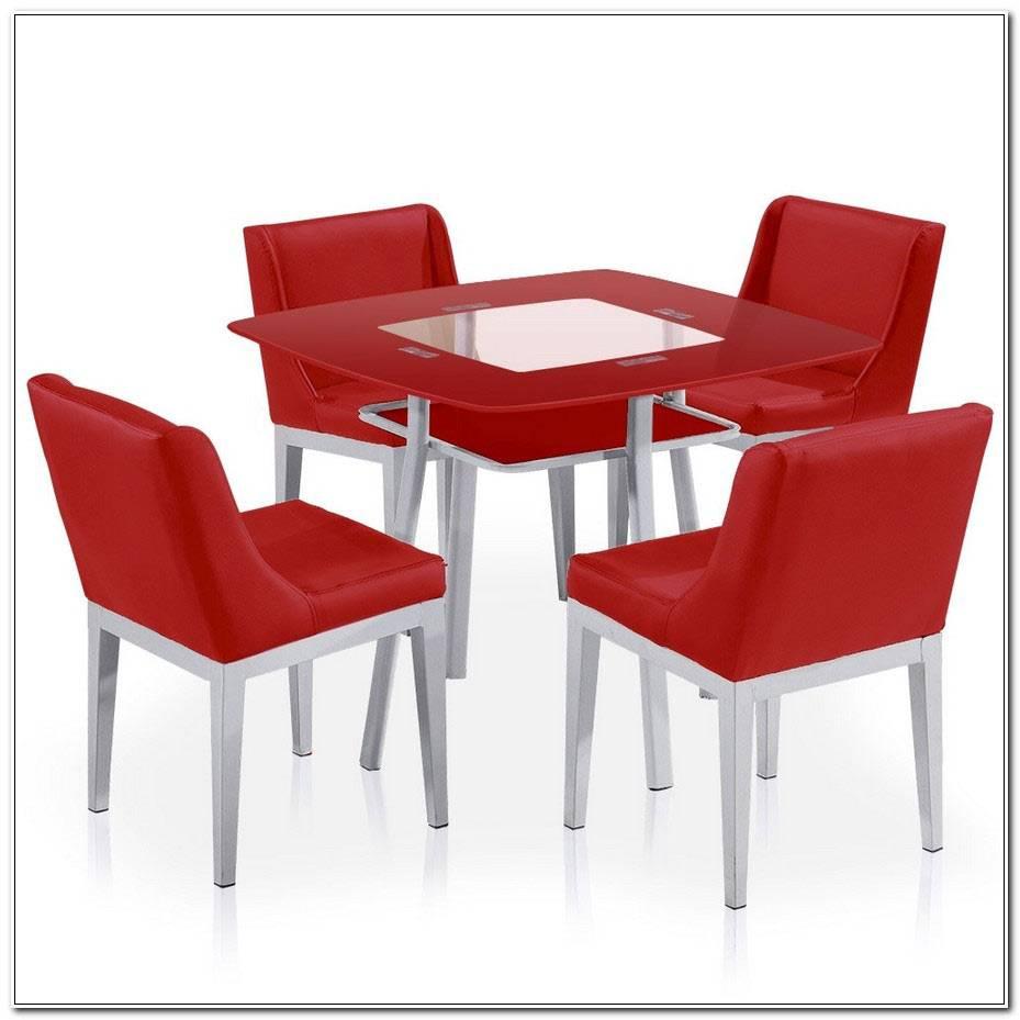 Table Cuisine Rouge