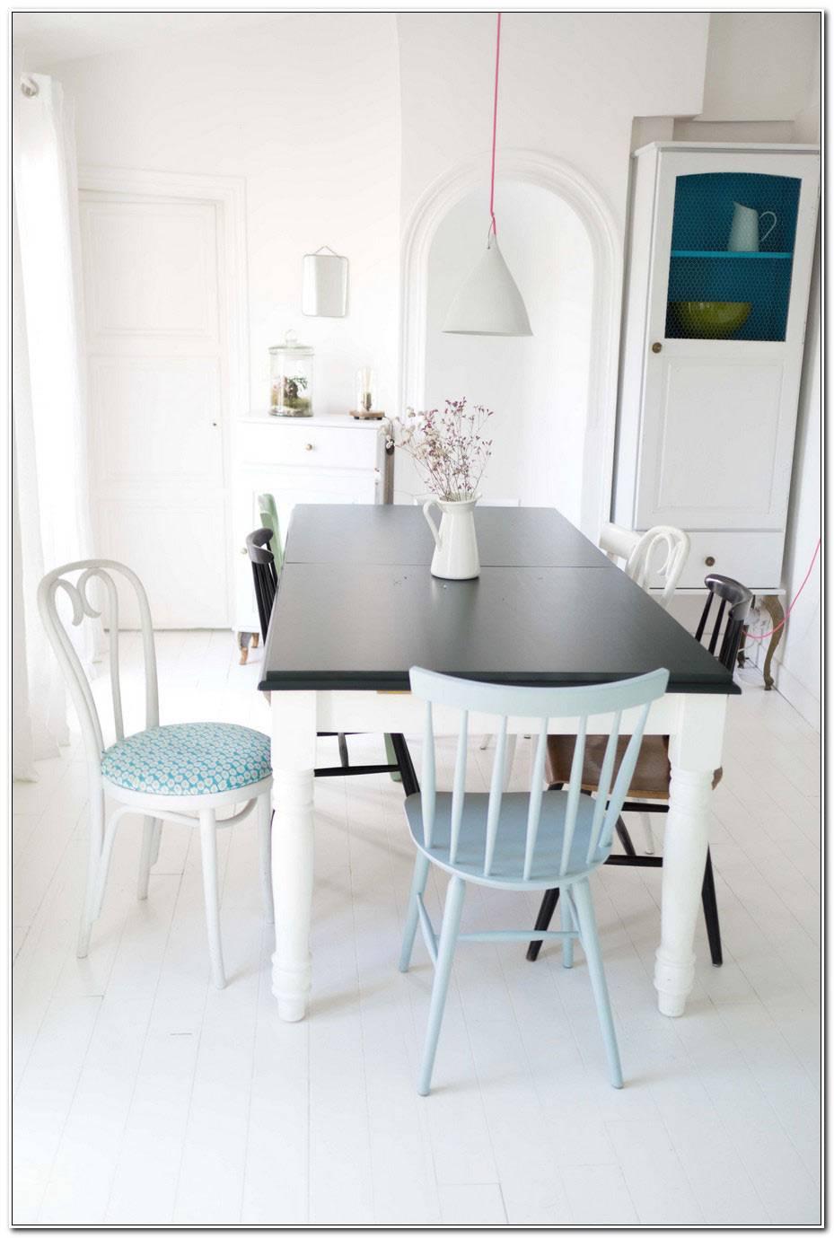 Table Longue Et Troite