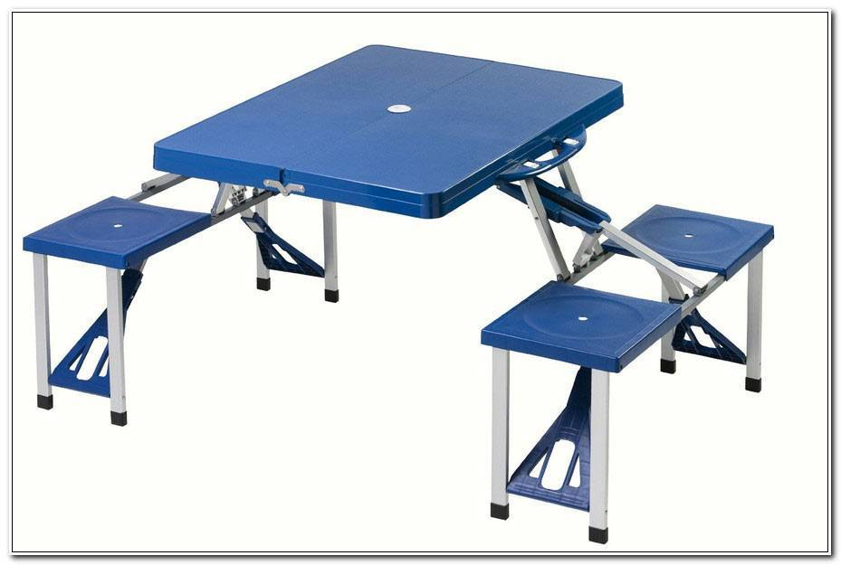 Table Picnic Pliante Decathlon