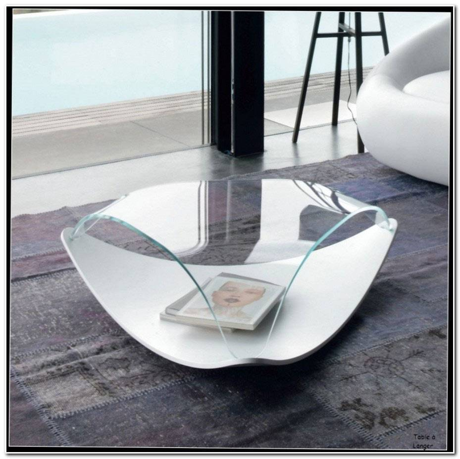 Table Verre Design Italien