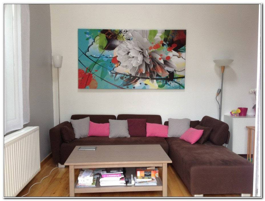 Tableau Grand Format Contemporain