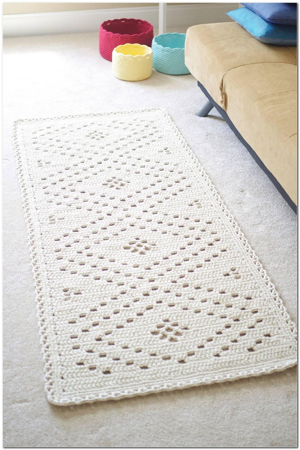 Tapete De Crochê Para Cozinha Descubra 60 Ideias E Passo A Passo Fácil