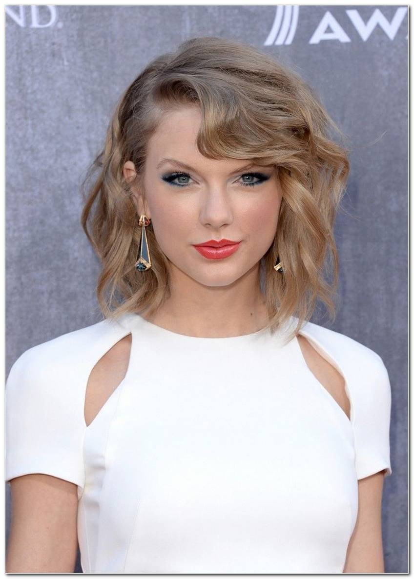 Taylor Swift Frisur