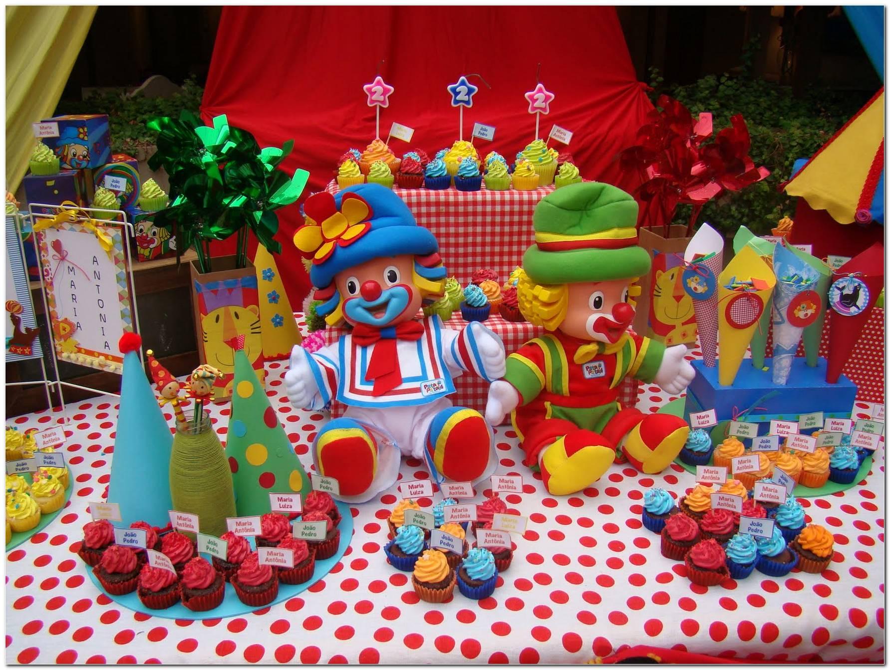 Temas De Festa De Aniversário Infantil
