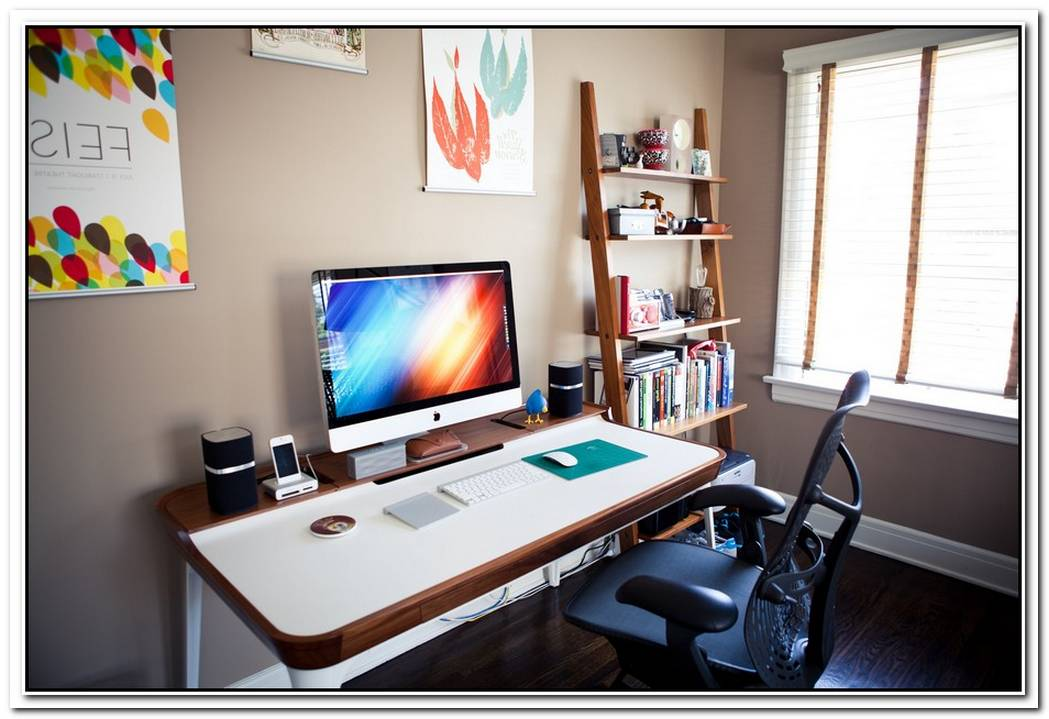 Ten Workspaces From Flickr