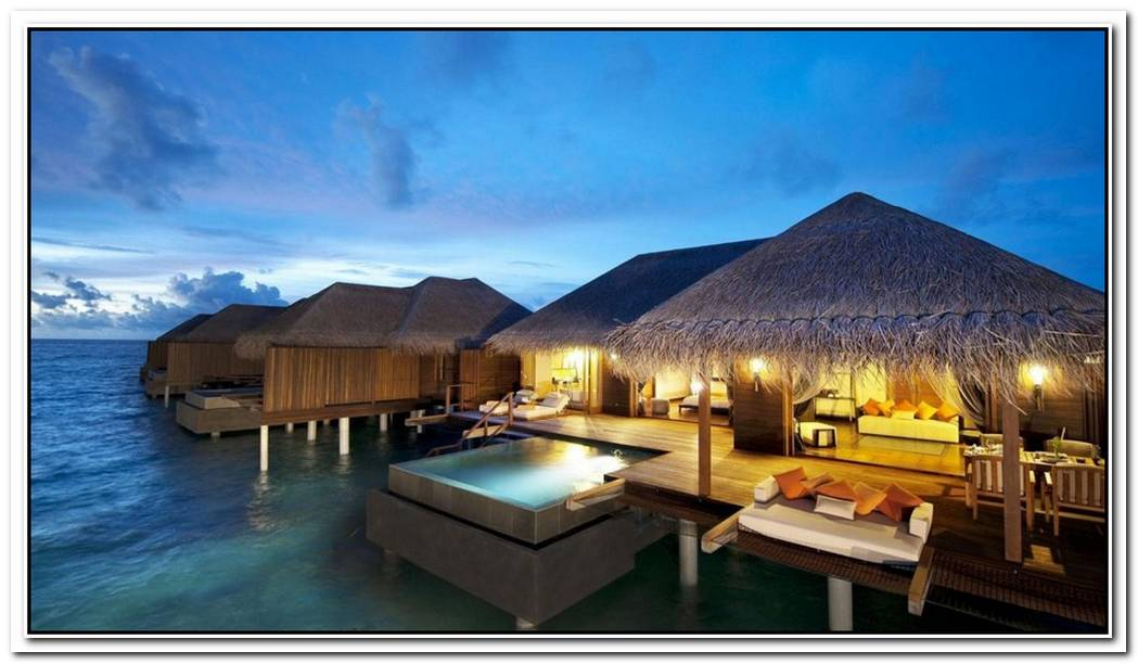 The Ayada Maldives Luxury Resort