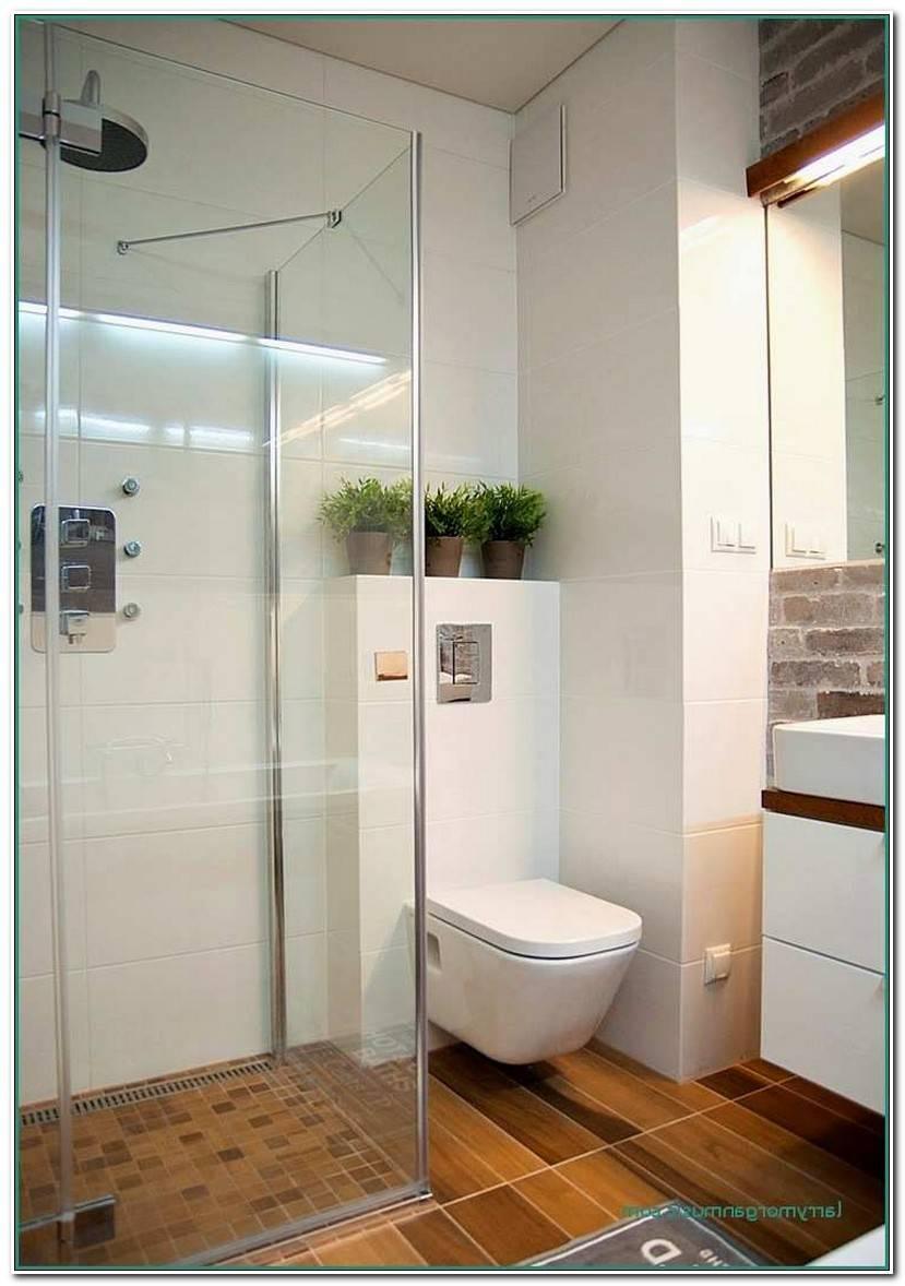 The Badezimmer Mit Dusche