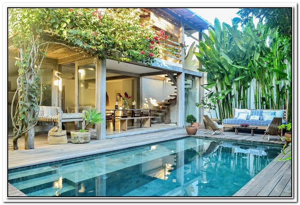 The Beautifully Balanced Casa Lola From Brasil