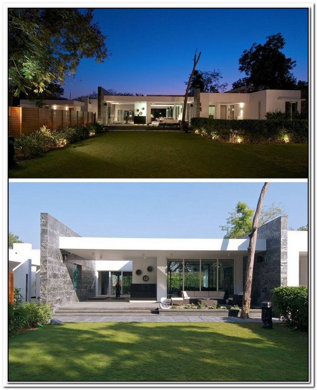 The Bright And Simple M2 House And The Amazing Views Behind It