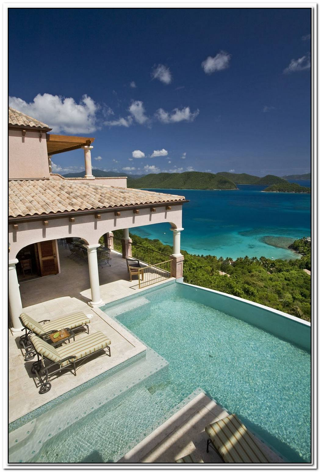The Charming Villa Carlota In The Caribbean