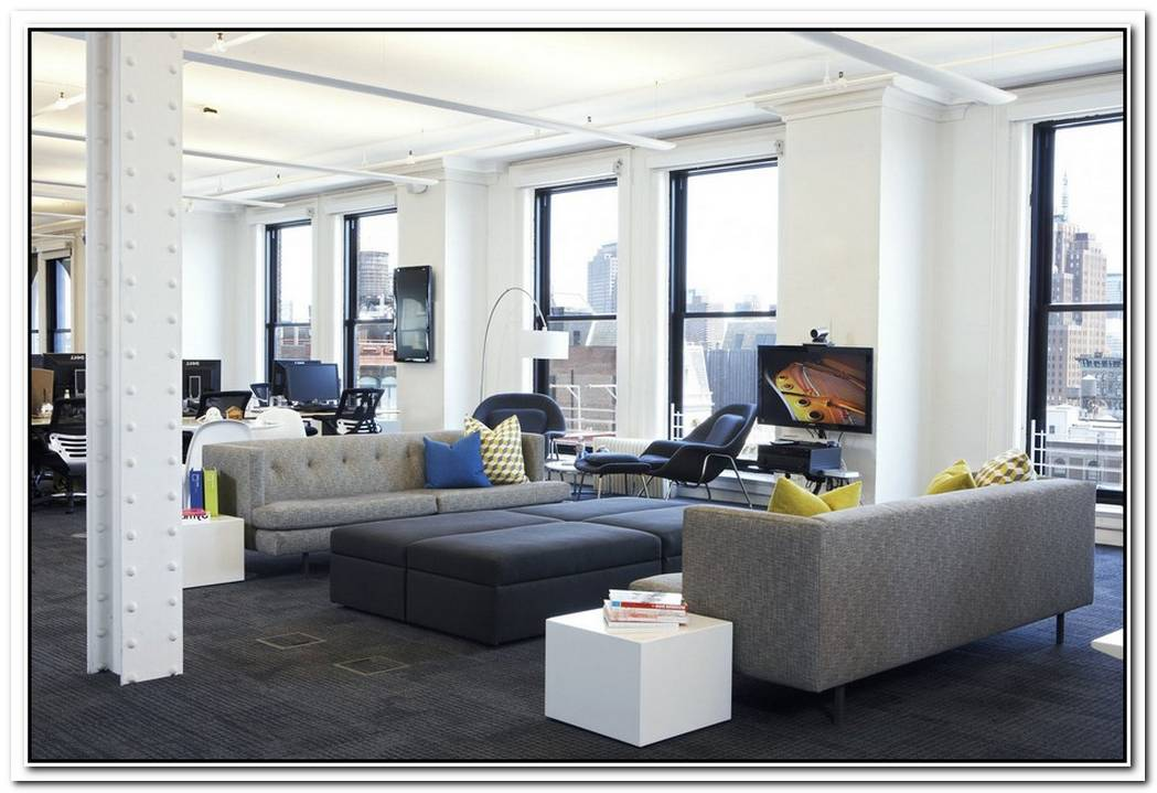 The Chic And Trendy Foursquare Headquarters From Soho