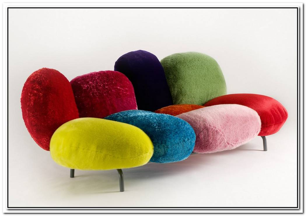 The Cipria Sofa From Edra Furniture