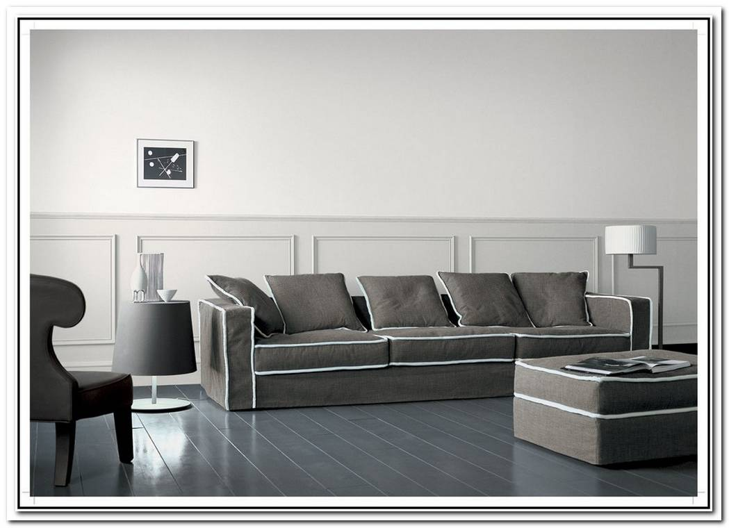 The Contemporary Marocco Fabric Sofa By Paola Navone