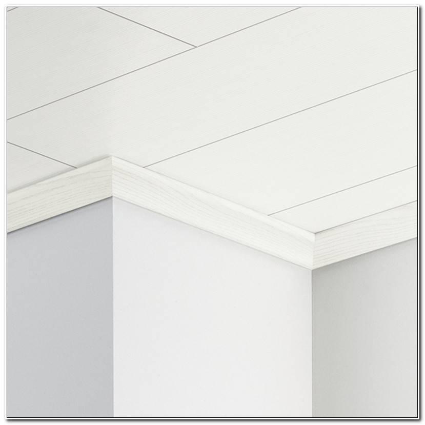 The Deckenleisten Weiß