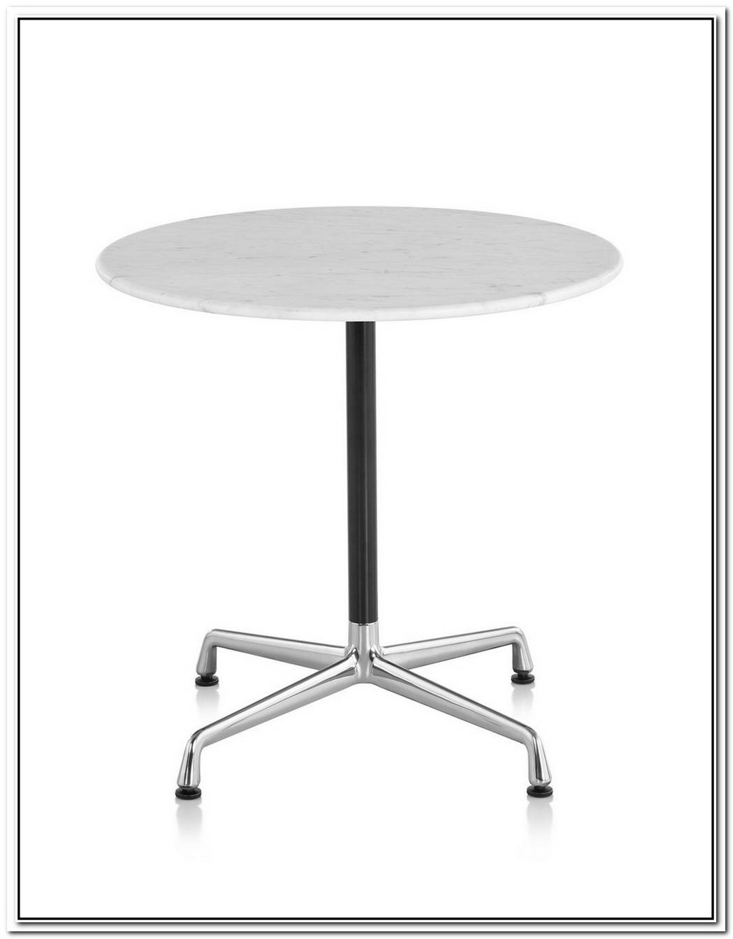 The Elegant Eames® Laminate Round Table
