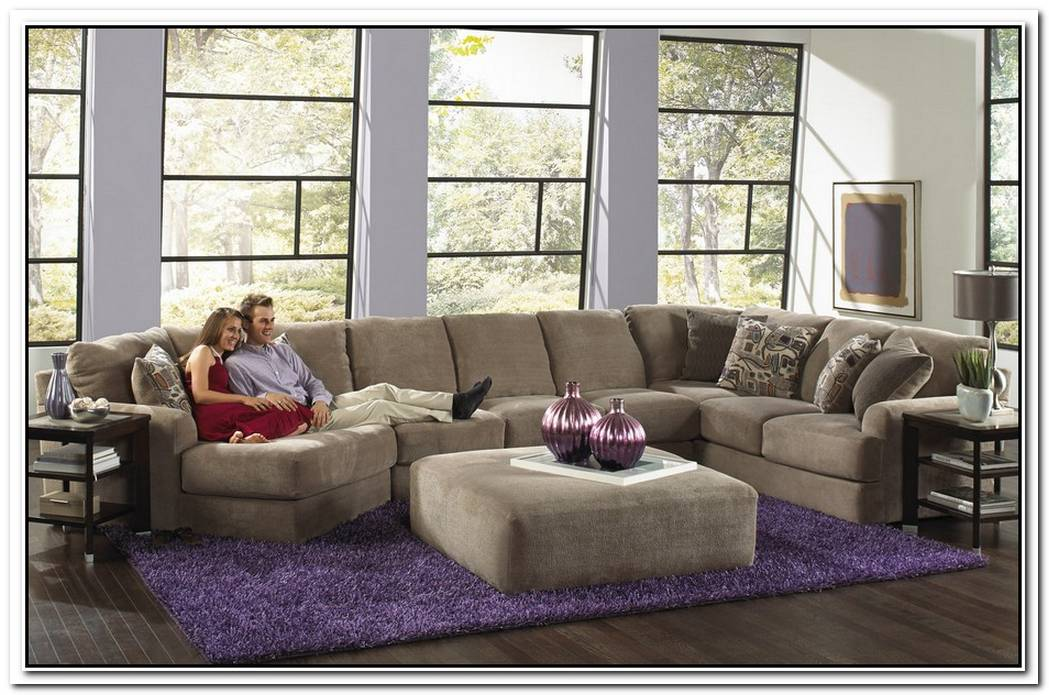The Elegant Jackson Sectional Sofa