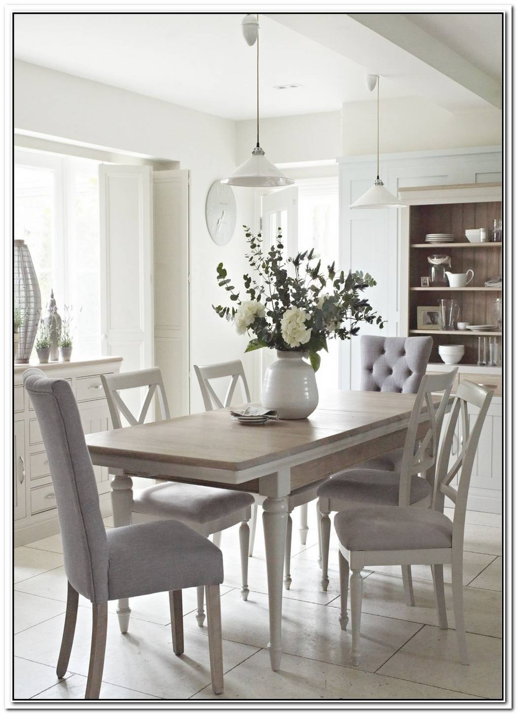 The Elegant Kendall Dining Room Furniture Collection