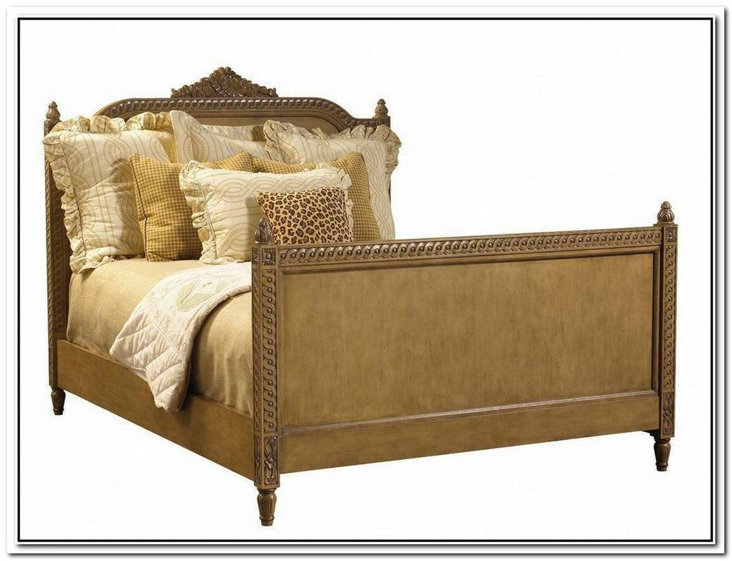 The Elegant Louis Xvi Panel Bed