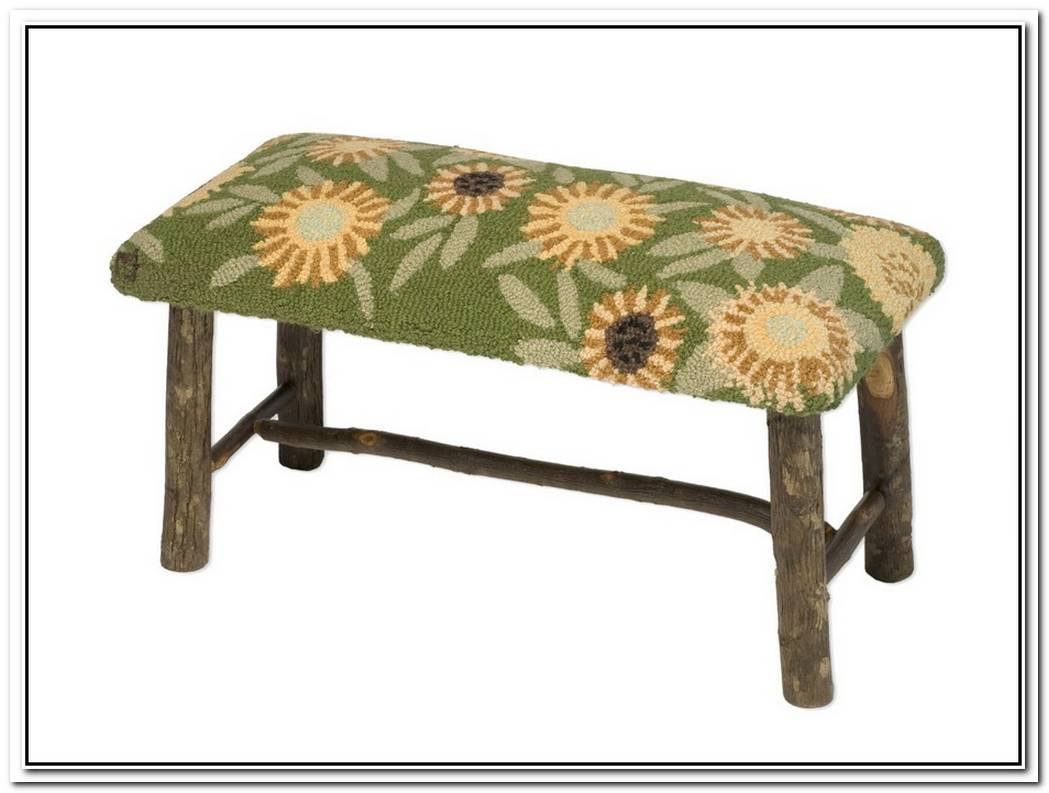 The Elegant Windsford Tufted Bench