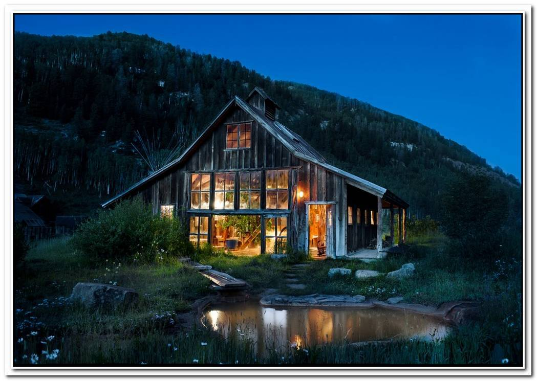 The Exclusive Rustic Dunton Hot Springs Resort