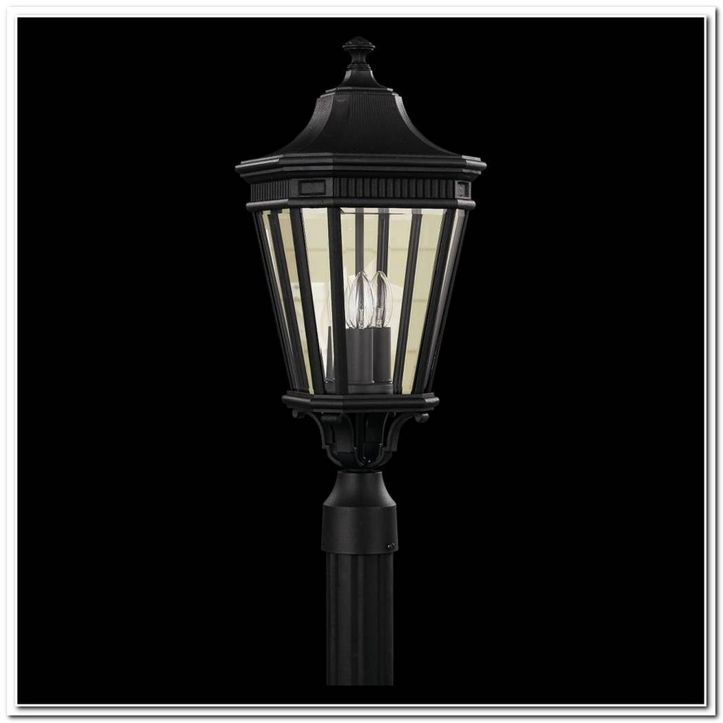The Little Black Lamp From Murray Feiss