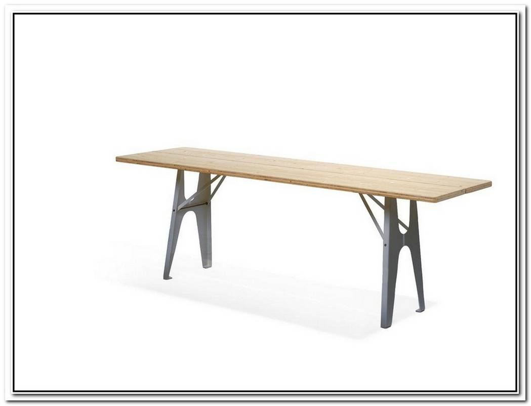 The Ludwig Table And Bench Set By Alexander Seifried