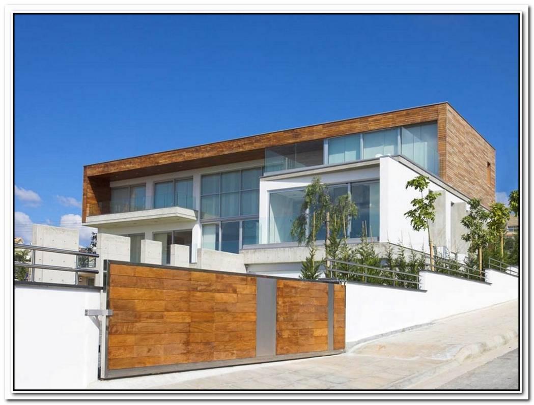 The Luxurious Adamos Residence By Varda Studio