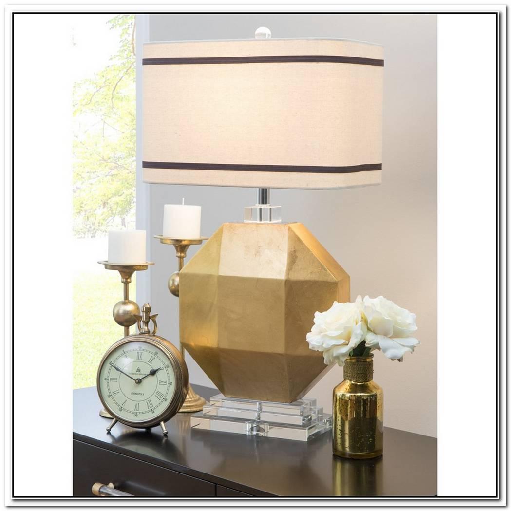 The Minimalist Capri Table Lamp