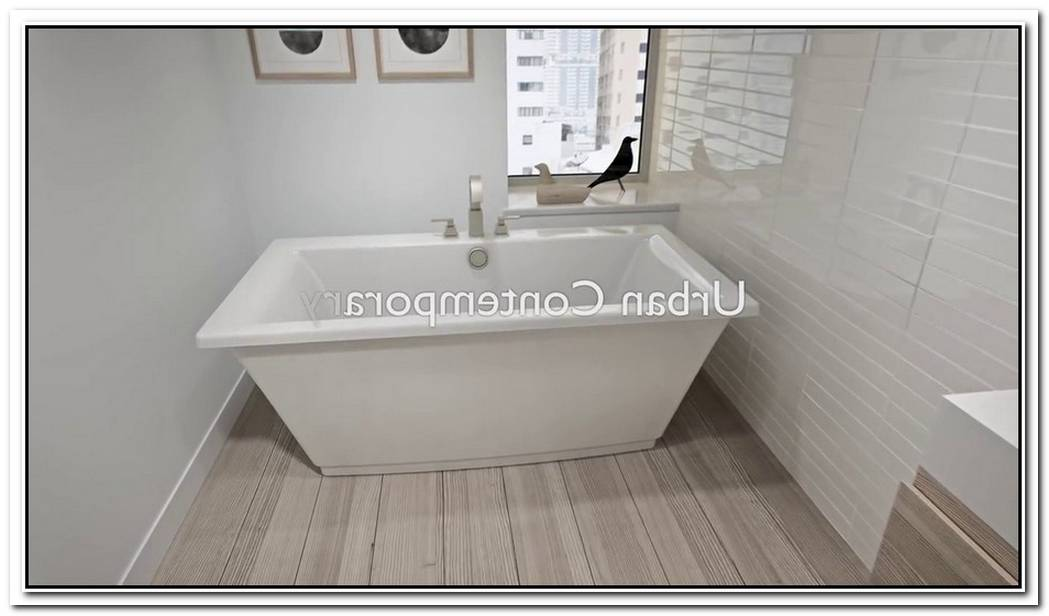 The Modern Linea Mode Bathtub