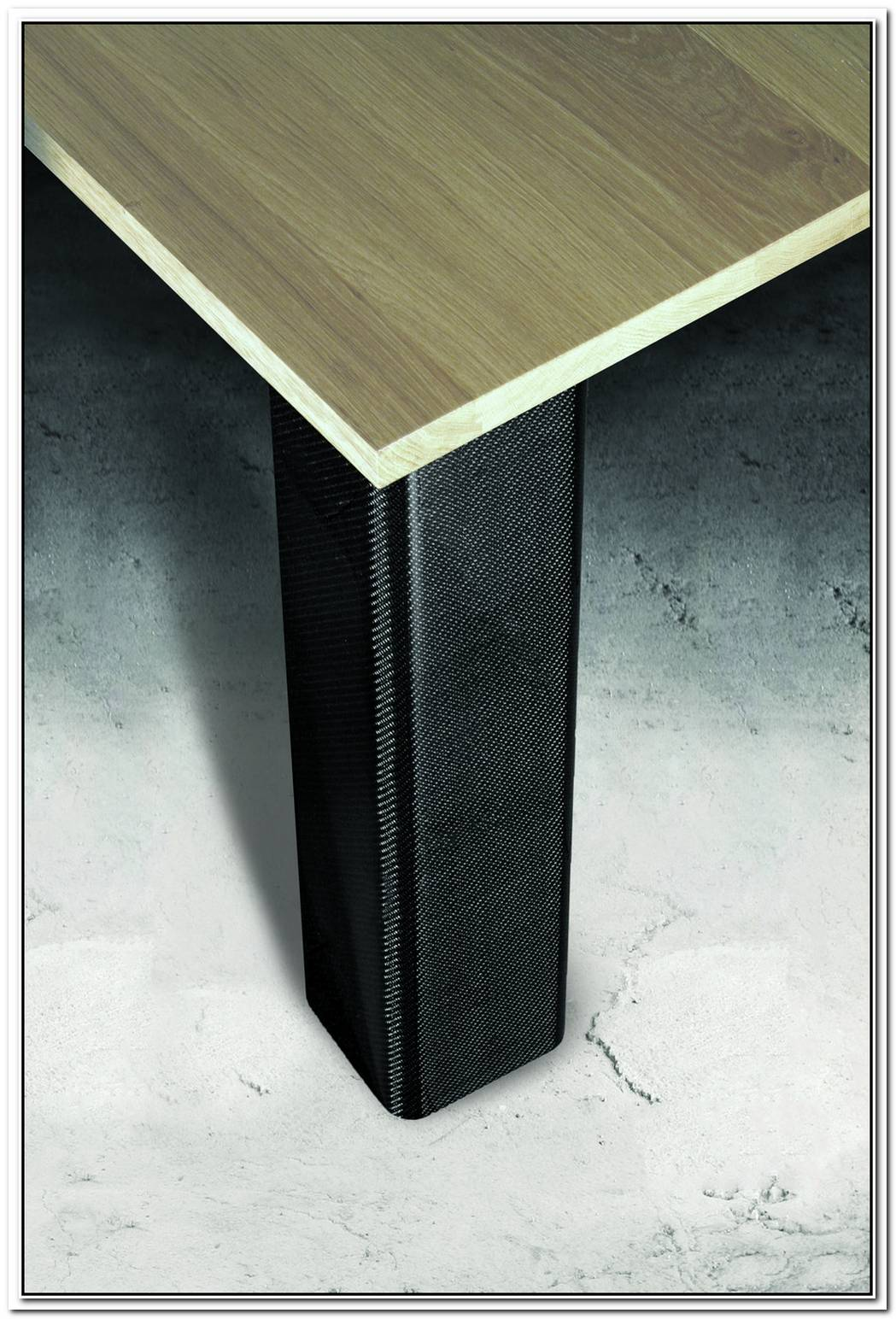 The Monolito Carbon Fiber Table By Jules Sturgess