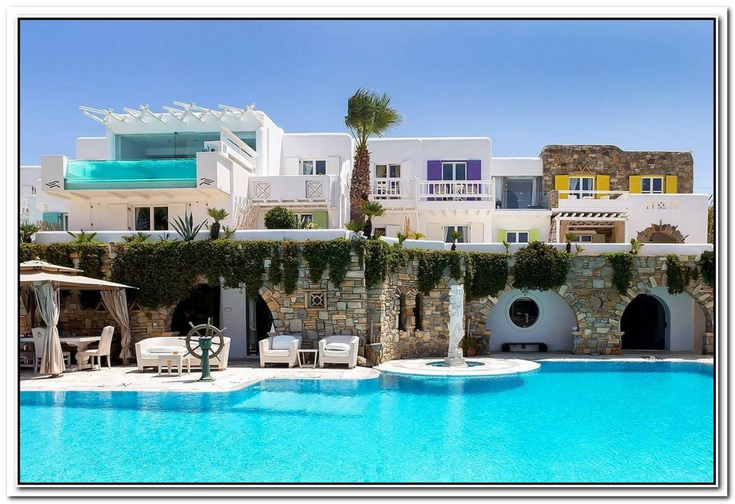 The Most Amazing And Charming Hotels On Mykonos Island