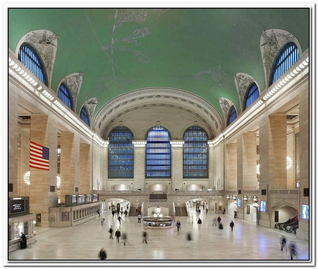 The New Apple Store In Grand Central Station