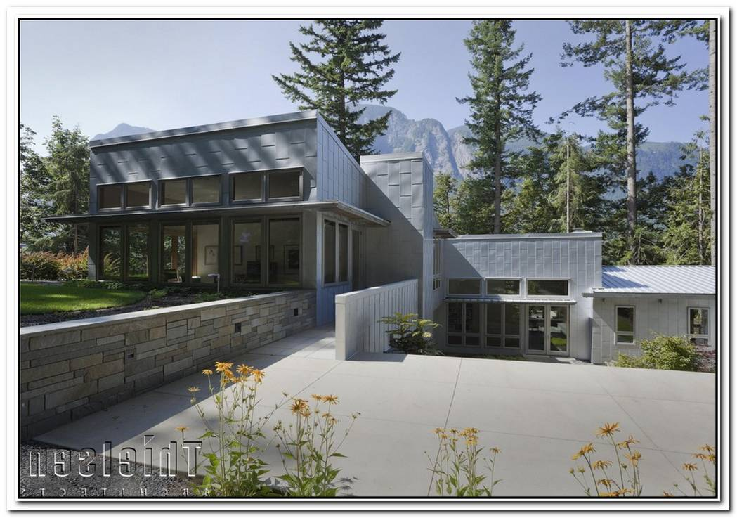 The North Fork Eesidence By Thielsen Architects