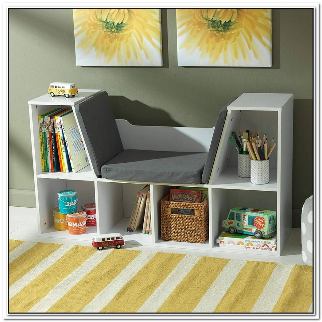 The Perfect Magazine Rack For Your Reading Corner