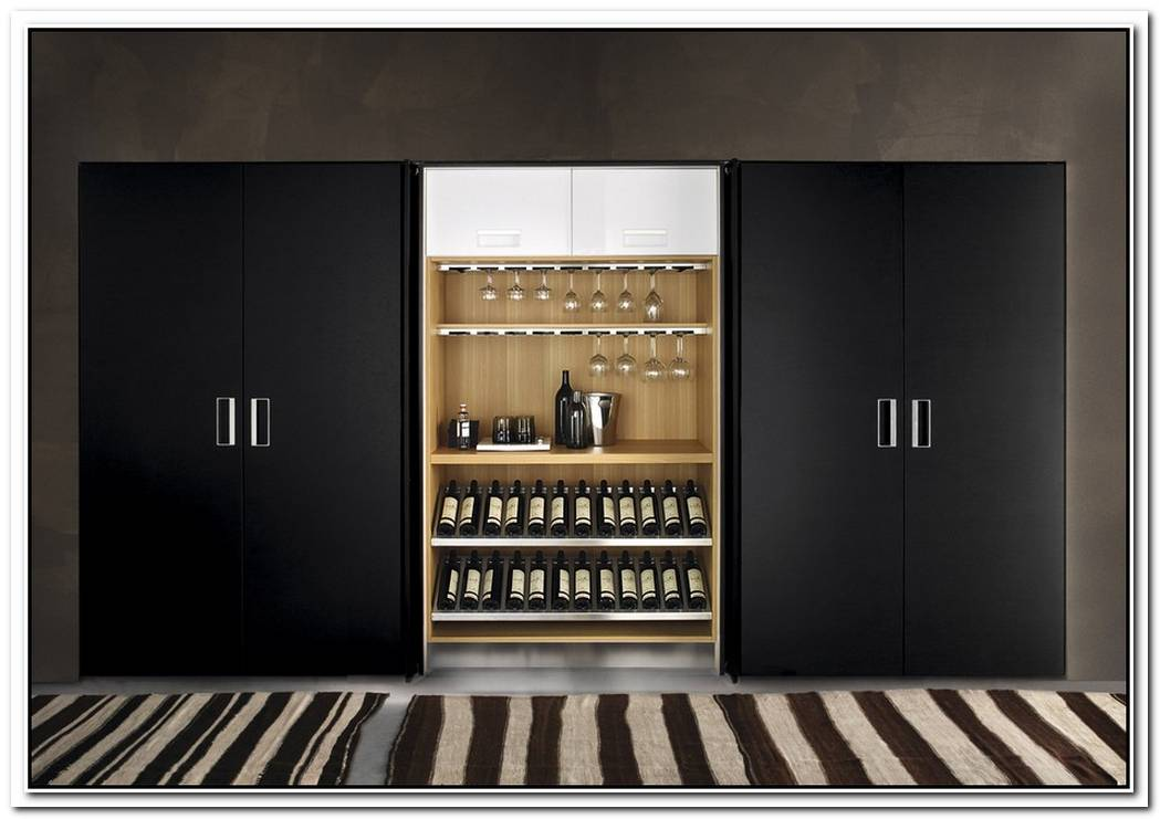 The Pocket Cabinets From Arclinea