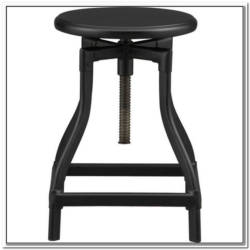 The Rough Appeal Of The Industrial Turner Stool